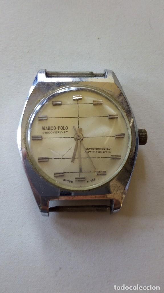 reloj de pulsera marco polo discovery 27 - Comprar Relojes antiguos ...
