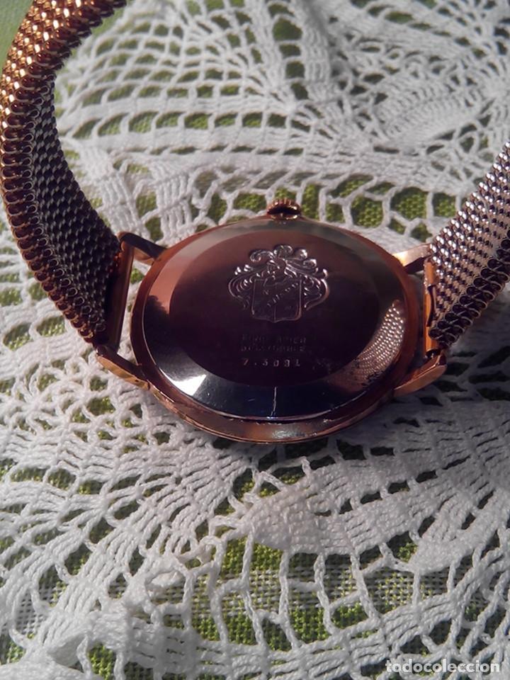 Relojes de pulsera: RELOJ DUWARD - A CUERDA. AÑOS 60. FUNCIONANDO. 38 Y 40 CON C. DESCRIPCION Y FOTOS. - Foto 9 - 116068139