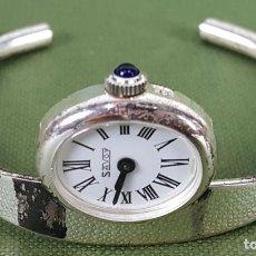Relojes de pulsera: RELOJ DE BRAZALETE PARA SEÑORA. SAVOY. SUIZA. CIRCA 1970. . Lote 116451351