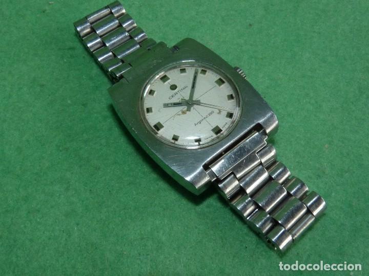 ESCASO CERTINA ARGONAUT 220 CARGA MANUAL CALIBRE 25-66 DE 17 RUBIS VINTAGE ORIGINAL AÑOS 60 (Relojes - Pulsera Carga Manual)