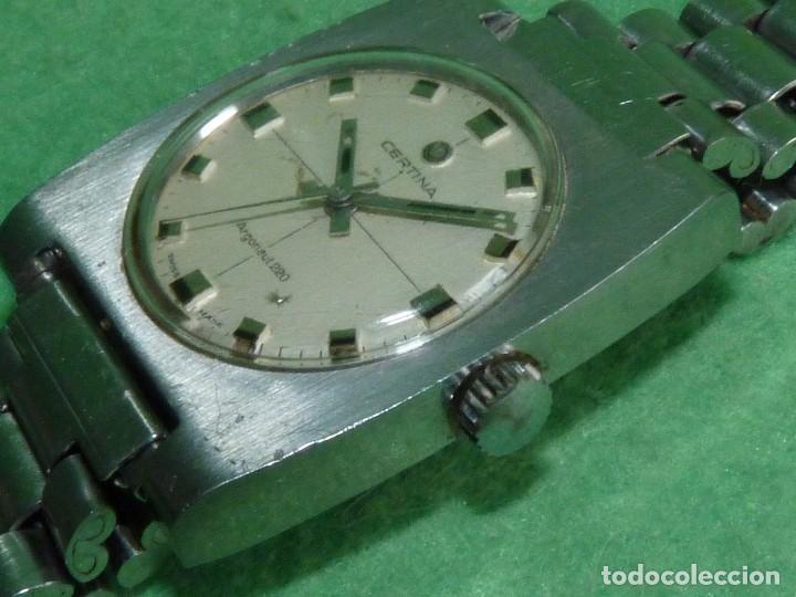 Relojes de pulsera: ESCASO CERTINA ARGONAUT 220 CARGA MANUAL CALIBRE 25-66 DE 17 RUBIS VINTAGE ORIGINAL AÑOS 60 - Foto 4 - 203786741