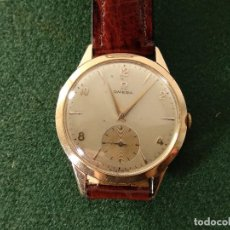 Relojes de pulsera: ANTIGUO RELOJ DE PULSERA OMEGA DE ORO 18K CAL. 266 - 1954/56.. Lote 116477175