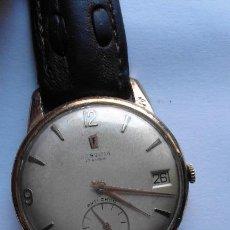 Relojes de pulsera: RELOJ DE PULSERA CABALLERO FESTINA 17 RUBIS ANTICHOC SWISS MADE . Lote 116485755