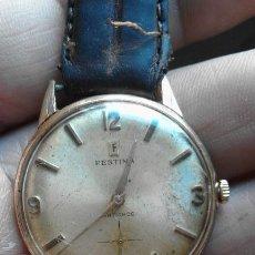 Relojes de pulsera: RELOJ DE PULSERA CABALLERO FESTINA ANTICHOC SWISS MADE . Lote 116518619