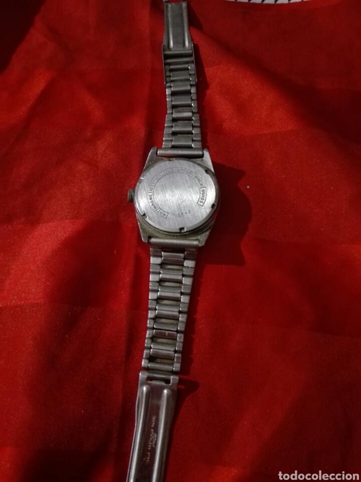 Relojes de pulsera: Reloj duward incabloc 17 rubis cuerda - Foto 6 - 116649196