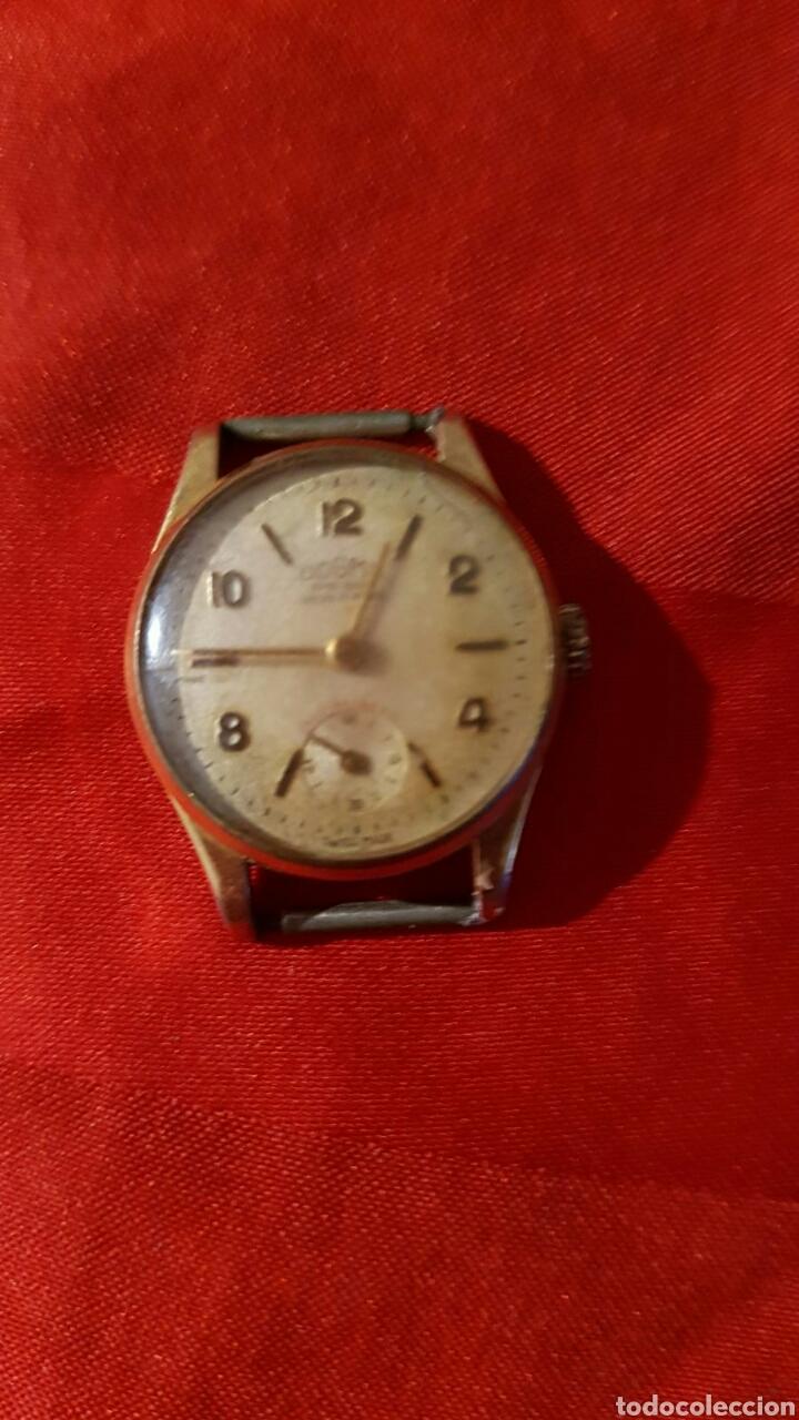 Relojes de pulsera: Reloj antiguo dogma prima oro 10 micras - Foto 3 - 116650931