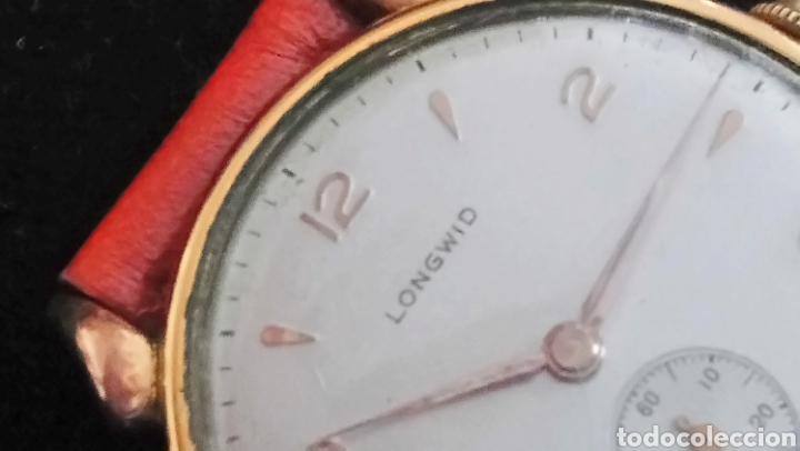 Relojes de pulsera: Reloj Longwid - Foto 2 - 116760852
