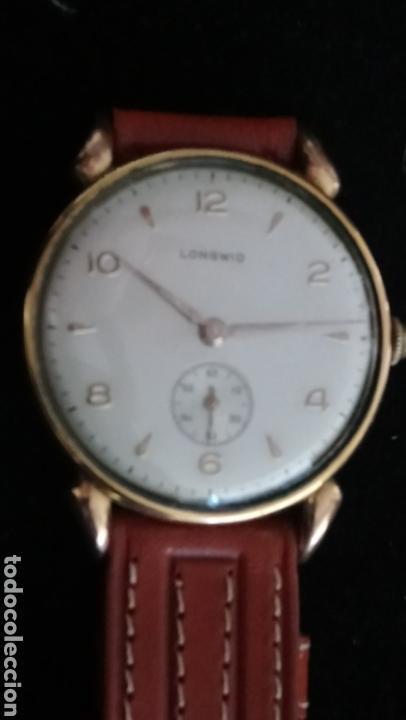 RELOJ LONGWID (Relojes - Pulsera Carga Manual)
