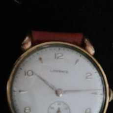 Relojes de pulsera: RELOJ LONGWID. Lote 116760852