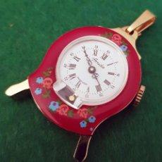 Relojes de pulsera: RELOJ AMIDA DE COLGAR, (AÑOS 70 (NOS) NUEVO. Lote 117028155