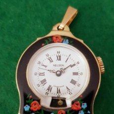 Relojes de pulsera: RELOJ NELSON DE COLGAR, (AÑOS 70 (NOS) NUEVO. Lote 117028323