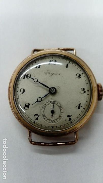 ANTIGUO RELOJ SEGISA (Relojes - Pulsera Carga Manual)