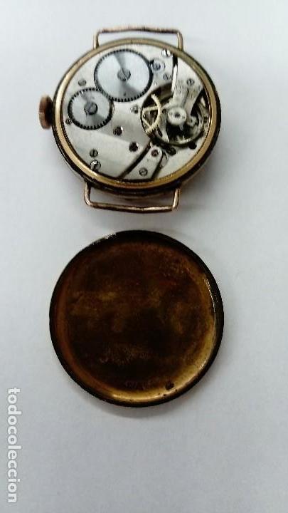 Relojes de pulsera: Antiguo Reloj Segisa - Foto 3 - 117237371