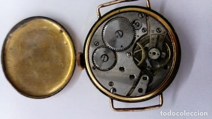 Relojes de pulsera: Antiguo Reloj Segisa - Foto 4 - 117237371