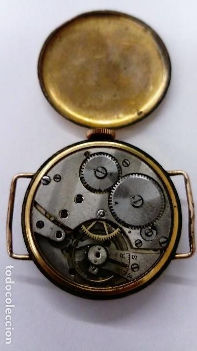 Relojes de pulsera: Antiguo Reloj Segisa - Foto 5 - 117237371