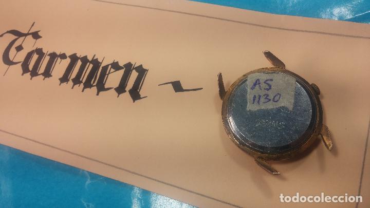 Relojes de pulsera: Muy antiguo reloj de cuerda ARCADIA, grande, para reparar o piezas, muy botito - Foto 17 - 117393943