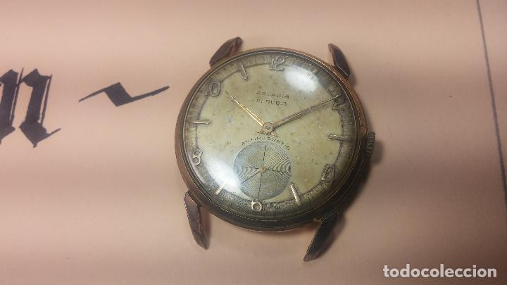 Relojes de pulsera: Muy antiguo reloj de cuerda ARCADIA, grande, para reparar o piezas, muy botito - Foto 25 - 117393943