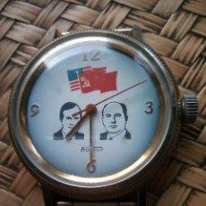 Relojes de pulsera: RELOJ MECÁNICO DE COLECCIÓN, NUMERADO DA VOSTOK. Lote 117531299