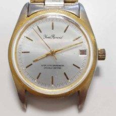 Relojes de pulsera: RELOJ YVES RENOID. Lote 117550399