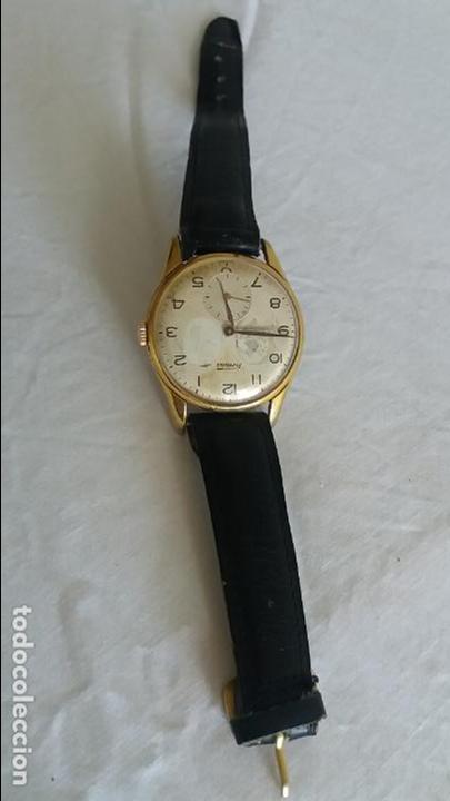 Relojes de pulsera: Reloj Tormas de carga manual . - Foto 2 - 117701499