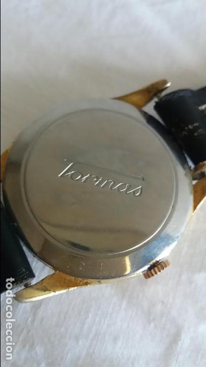 Relojes de pulsera: Reloj Tormas de carga manual . - Foto 4 - 117701499
