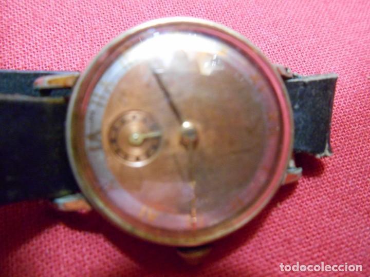 Relojes de pulsera: ANTIGUO RELOJ DE SEÑORA SUIZO DE CARGA MANUAL FUNCIONANDO - Foto 2 - 117846775