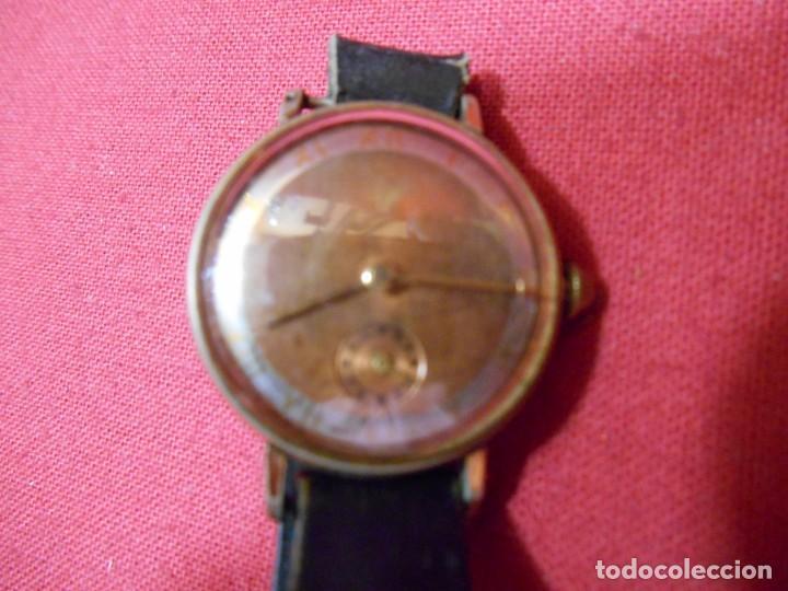 Relojes de pulsera: ANTIGUO RELOJ DE SEÑORA SUIZO DE CARGA MANUAL FUNCIONANDO - Foto 4 - 117846775