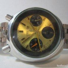 Relojes de pulsera: CITIZEN BULLHEAD RELOJ AUTOMATICO DE COLECCION. Lote 117857271