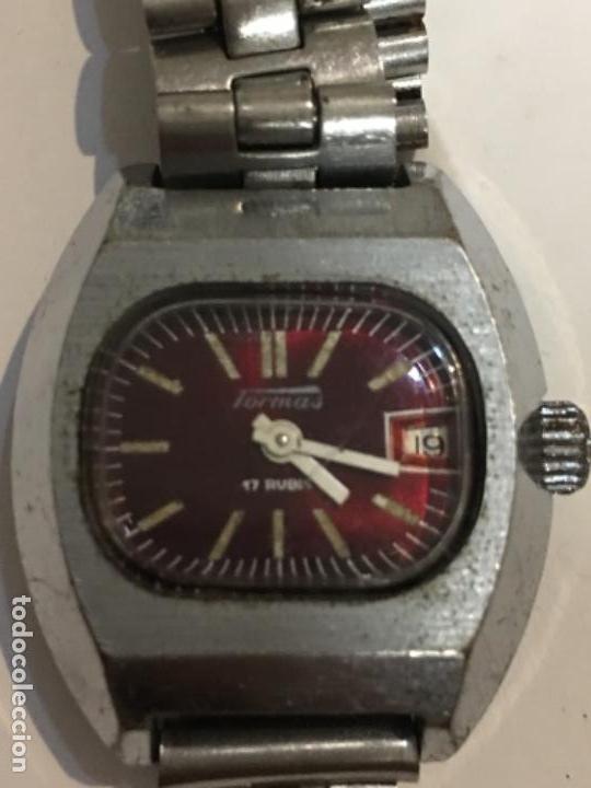 RELOJ TORMAS EN ACERO COMPLETO CON CARGA MANUAL EN FUNCIONAMIENTO (Relojes - Pulsera Carga Manual)