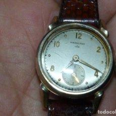 Relojes de pulsera: BUSCADO RELOJ HAMILTON CLD LANGDON 1948 17 RUBIS CALIBRE 747 USA ANTIGUO ORIGINAL RARO ART DECO. Lote 117941675