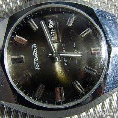 Relojes de pulsera: ELEGANTE JOCAWATH SUIZO DE CABALLERO AÑOS 60 FIN STOK !!!! FUNCIONA LOTE WATCHES. Lote 118202647