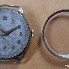 Relojes de pulsera: ANTIGUO RELOJ TALISMAN MECÁNICO DE PULSERA PARA HOMBRE - 15 JEWELS. Lote 118607171