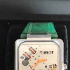 Relojes de pulsera: RELOJ TISSOT TWOTIMER DIGITAL ANALÓGICO, 1980'S. . Lote 118687339