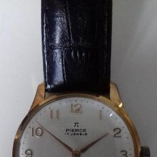 Relojes de pulsera: RELOJ PIERCE CARGA MANUAL. Lote 118696123