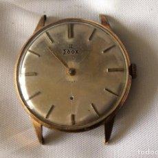 Relojes de pulsera: EDOX ,ANTGUO RELOJ DE CABALLERO EDOX,PARA REPARAR ,EN FUNCIONAMIENTO . Lote 118771567