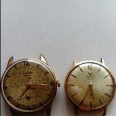 Relojes de pulsera: DOS RELOJES DUWARD. Lote 118831227