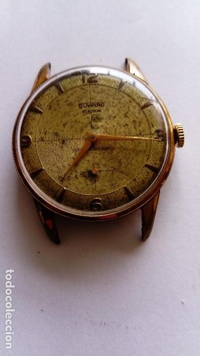Relojes de pulsera: Dos relojes Duward - Foto 2 - 118831227