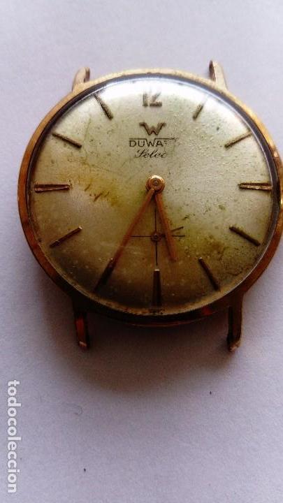 Relojes de pulsera: Dos relojes Duward - Foto 3 - 118831227