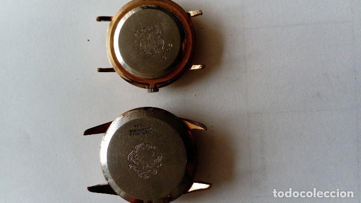 Relojes de pulsera: Dos relojes Duward - Foto 4 - 118831227