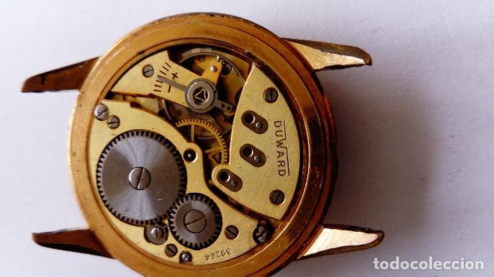 Relojes de pulsera: Dos relojes Duward - Foto 5 - 118831227