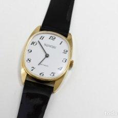 Relojes de pulsera: RELOJ THERMIDOR VINTAGE MAQUINA FE 233-60 MANUAL. Lote 118838219