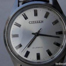 Relojes de pulsera: CITIZEN AÑOS 70 FUNCIONA. Lote 118943567