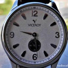 Relojes de pulsera: RELOJ VICEROY GRANDE. AUTOMÁTICO. Lote 119040119