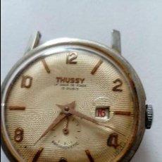 Relojes de pulsera: RELOJ THUSSY . Lote 119126795