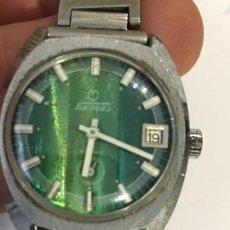 Relojes de pulsera: RELOJ TORMAS CARGA MANUAL EN FUNCIONAMIENTO. Lote 149851986