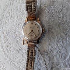 Relojes de pulsera: RELOJ SUIZO DE SEÑORA CAUNY PRIMA. FUNCIONANDO. Lote 119468219