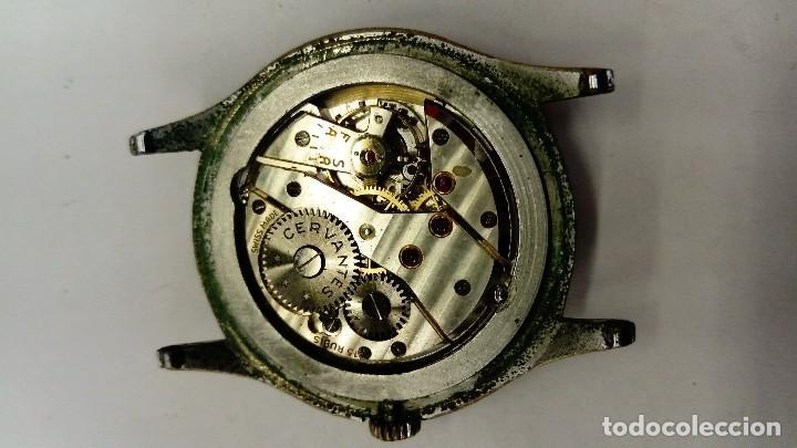 Relojes de pulsera: Interesante Reloj Cervantes - Foto 4 - 119655075