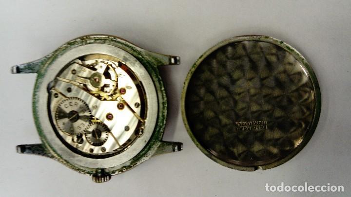 Relojes de pulsera: Interesante Reloj Cervantes - Foto 5 - 119655075