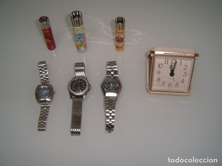 LOTE DE RELOJES (Relojes - Pulsera Carga Manual)