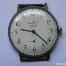 Relojes de pulsera: RELOJ JEAN HERBER. Lote 120186015